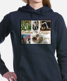 collies 2007 cover.png Hooded Sweatshirt