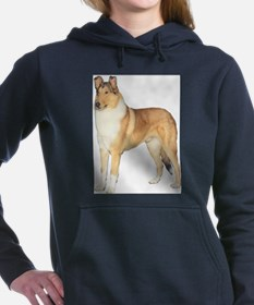 Smooth Collie Gifts Hooded Sweatshirt