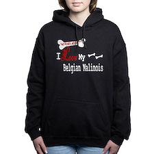 NB_Belgian Malinois Hooded Sweatshirt