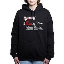 NB_Chinese Shar-Pei Hooded Sweatshirt
