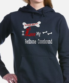 NB_Redbone Coonhound Hooded Sweatshirt
