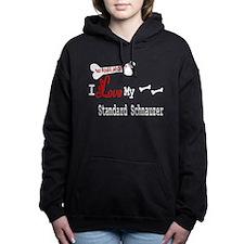 NB_Standard Schnauzer Hooded Sweatshirt