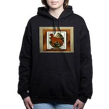 brittany sport rectagle Hooded Sweatshirt