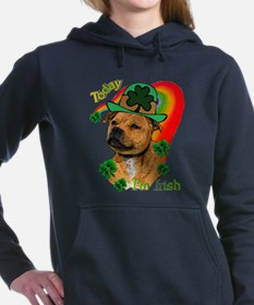 staffie patty.png Hooded Sweatshirt