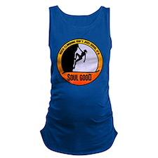 Rock Climber female - Soul Good Maternity Tank Top