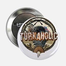 Turkaholic Button