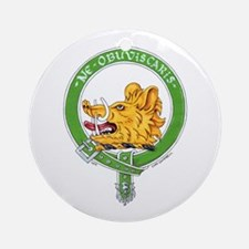 Clan Campbell Ornament (Round)