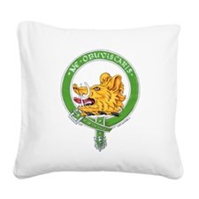 Clan Campbell Square Canvas Pillow