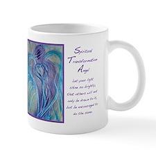 Spiritual Transformation Angel Mugs