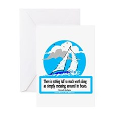 Messing Around In Boats-Kenneth Grahame/t-shirt Gr