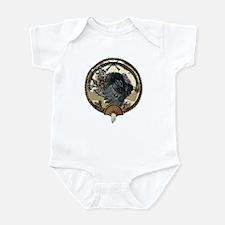 Turkey hunter Art Infant Bodysuit