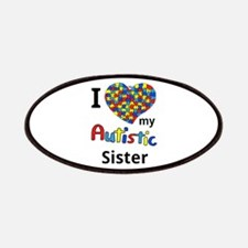 Autistic Sister Patches