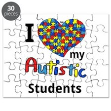 Autistic Students Puzzle