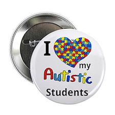"Autistic Students 2.25"" Button"