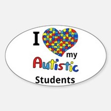 Autistic Students Decal