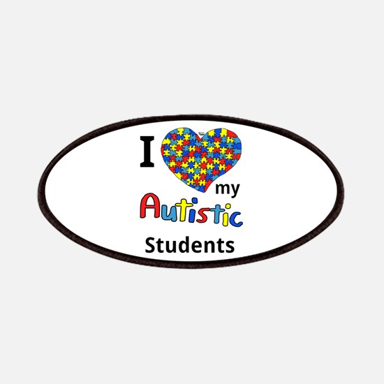 Autistic Students Patches