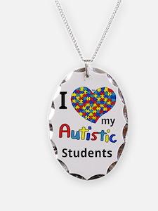 Autistic Students Necklace
