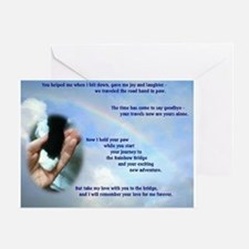 Ode To A Special Friend Greeting Card