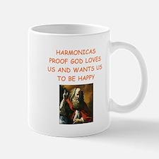 harmonica Mugs