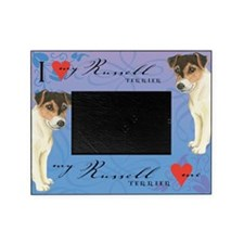 Russell Terrier Picture Frame