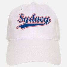Retro Sydney Baseball Baseball Cap