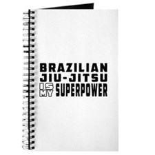 Brazilian Jiu-Jitsu Is My Superpower Journal