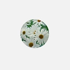 Daisies in Bloom Mini Button