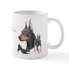 Three Dobes Mug