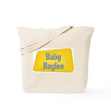 Baby Baylee Tote Bag