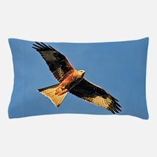 Flying Red Kite Pillow Case