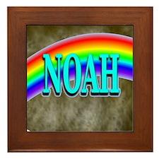 Noah Framed Tile