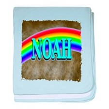 Noah baby blanket
