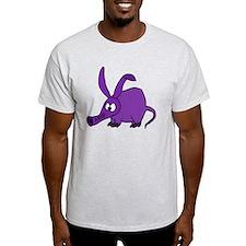 Cute Purple Aardvark T-Shirt