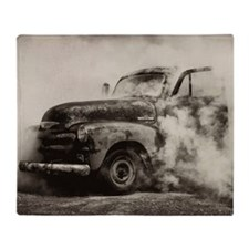 Funny Fine art photography Throw Blanket