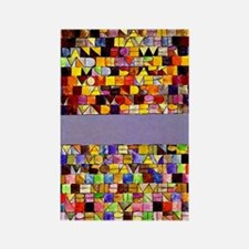 Klee - Once Emerged from the Gray Rectangle Magnet