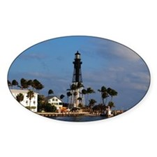 Hillsboro Lighthouse Decal