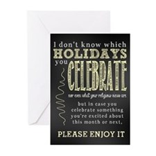 Ambivalent Greeting Cards (Pk Of 20)