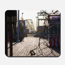 Seaside Heights Casino Pier Mousepad