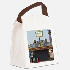 Midway Steak House Canvas Lunch Bag