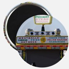 Midway Steak House Magnet