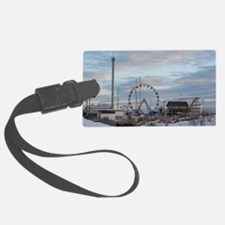 Fun Town Pier Seaside Park Jerse Luggage Tag