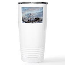 Fun Town Pier Seaside P Travel Mug