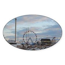 Fun Town Pier Seaside Park Jersey S Decal