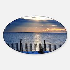 Sunrise Seaside Heights Jersey Shor Decal
