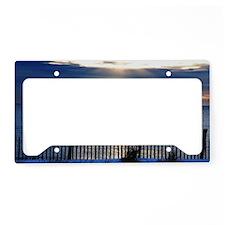 Sunrise Seaside Heights Jerse License Plate Holder