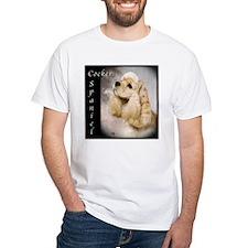 Cocker Spaniel-Buff Shirt