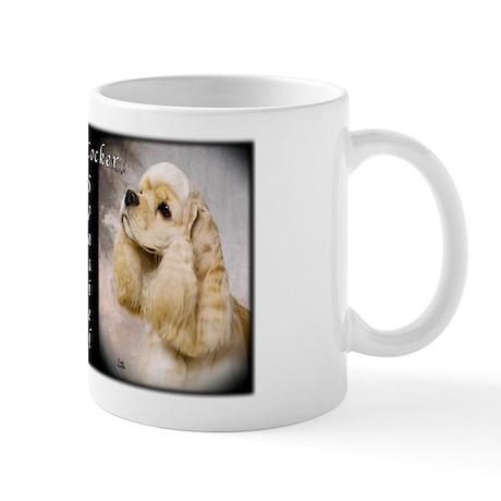 Cocker Spaniel-Buff Mug