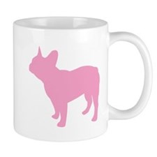 Just Frenchie (Pink) Coffee Mug