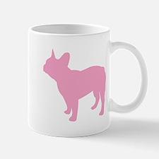 Just Frenchie (Pink) Mug