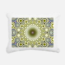 Funky Rectangular Canvas Pillow
